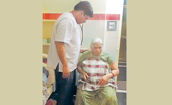 73 Year Old Woman Pregnant Guntur And May Be Oldest Ever To Give Birth - Sakshi