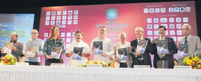 Karnataka DY CM To Inaugurate Indian Technology Congress 2019 - Sakshi