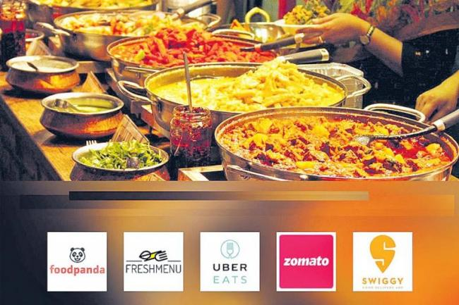 Restaurants and aggregators are locking horns over discounts - Sakshi