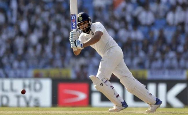 Sourav Ganguly Says Rohit Sharma Will Be Itching To Grab Test Opener Role - Sakshi