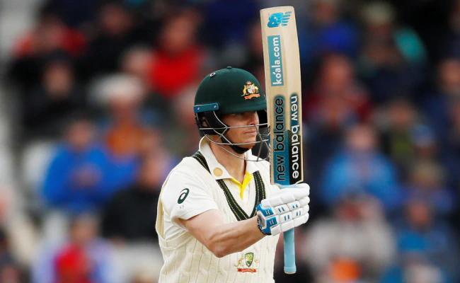 Smith 8 Successive 50 Plus Scores In Ashes - Sakshi