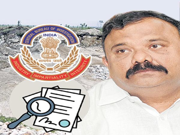 CBI on Illegal Mining of  Yarapatineni Srinivasarao - Sakshi