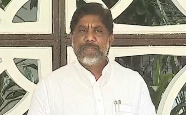 I Am Not in the Race for TPCC President: CLP Leader mallu Bhatti Vikramarka - Sakshi