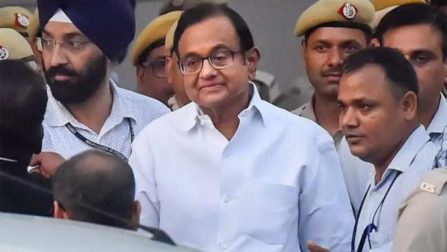 Chidambaram Got Releif In Aircell Maxis Case - Sakshi