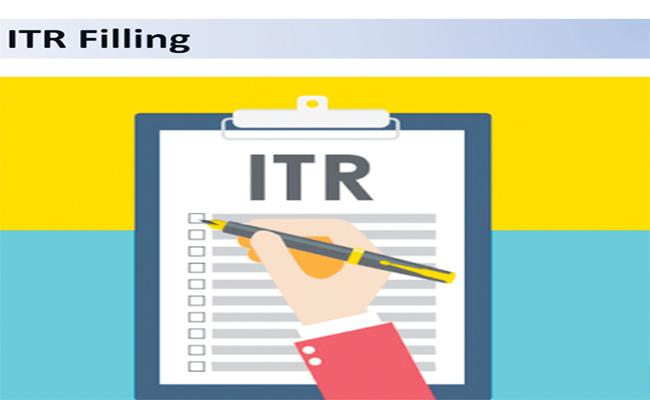 ITR Status Available in Online Now - Sakshi