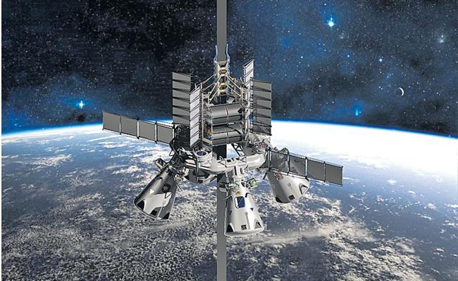 Cambridge University Scientists Suggest Space Elevator Design - Sakshi