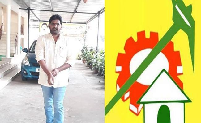 TDP Facebook Fight At Amalapuram - Sakshi