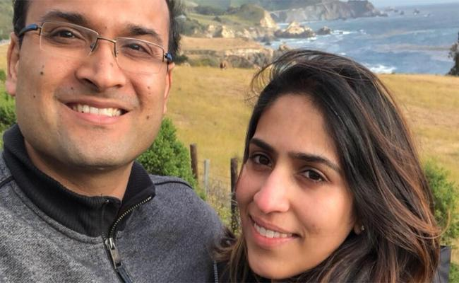 US Based Indian Couple Died In Boat Fire Accident - Sakshi