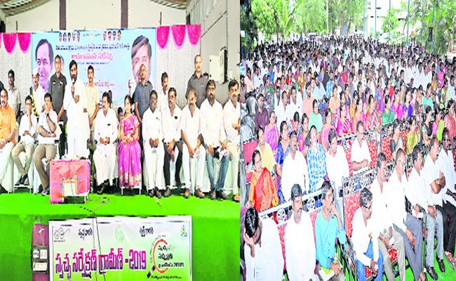 30 Day Action Plan Of CM KCR Should Be Successful - Sakshi