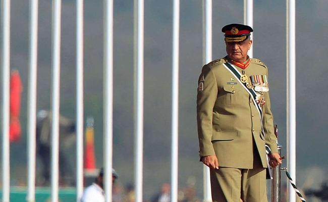 Pakistan Army Chief Once Again Threatens War With India - Sakshi
