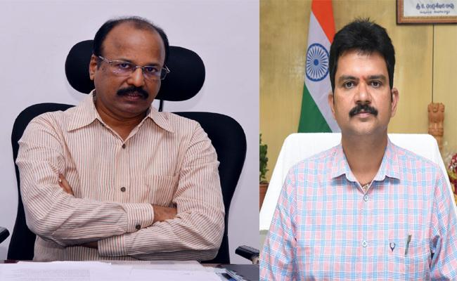 Nizamabad And Sangareddy Collectors Wrote Letters To Each Other - Sakshi
