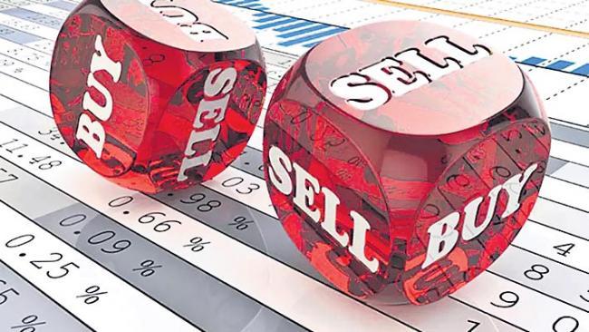 Sensex ends down 80 points at 36,644, Tata Motors drives up - Sakshi