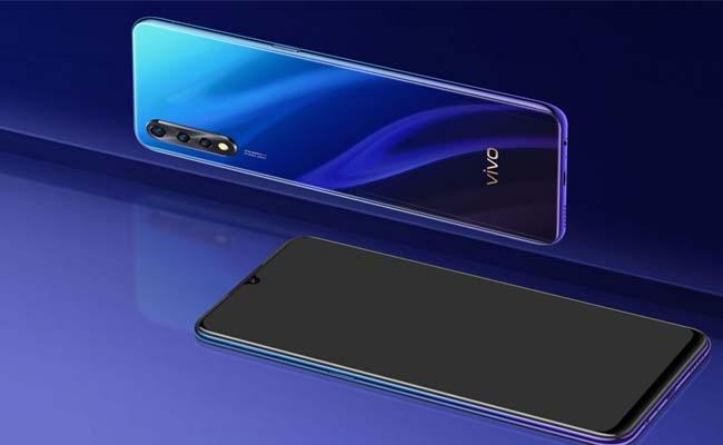 Vivo Z1x launched at Rs 16990 - Sakshi
