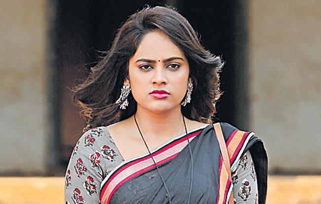 Nandita swetha akshara movie shooting completed - Sakshi
