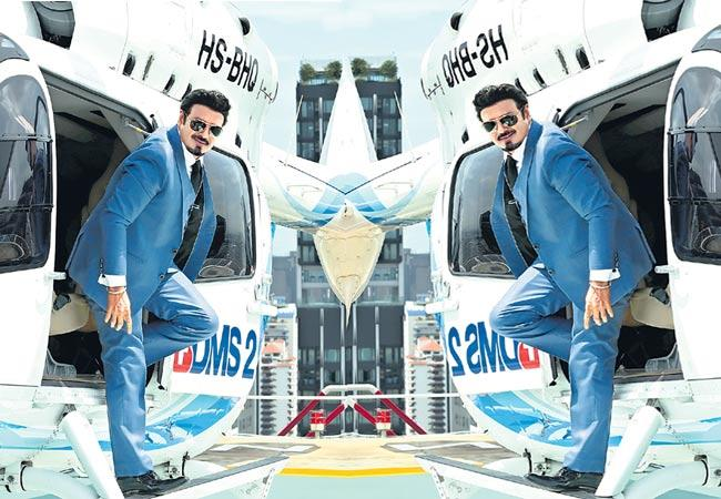 Balakrishna to start shooting for the second schedule of KS Ravikumar - Sakshi