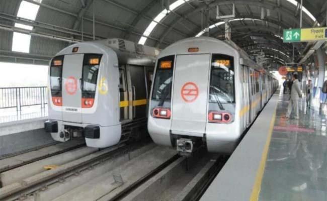 "Free Ride in Delhi Metro A ""Problem"", Says Supreme Court - Sakshi"
