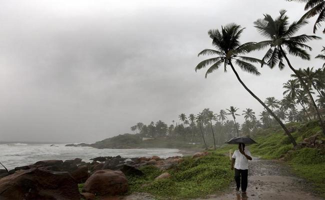 IMD Expects Rains In Coastal Andhra Region - Sakshi