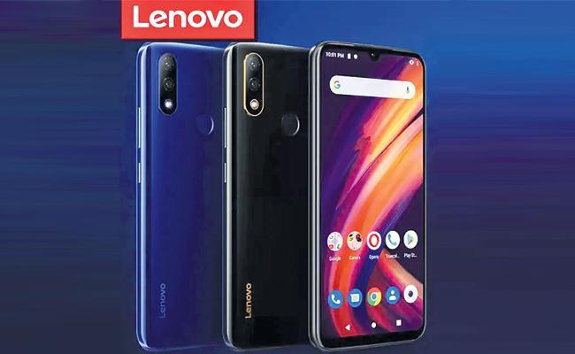 Lenovo Launch Three Smartphones in Indian Market - Sakshi
