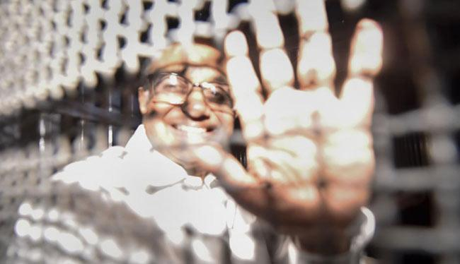 P Chidambaram Spends Restless First Night at Tihar Jail - Sakshi
