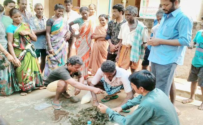 Awareness on Natural Farming in Visakhapatnam Farmers - Sakshi