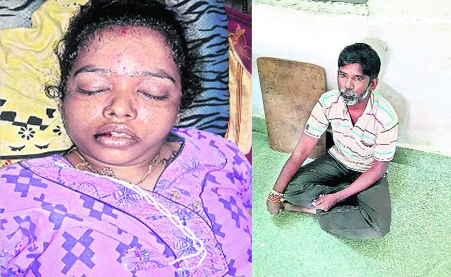 Man Murdered Her Wife In Tirupati - Sakshi