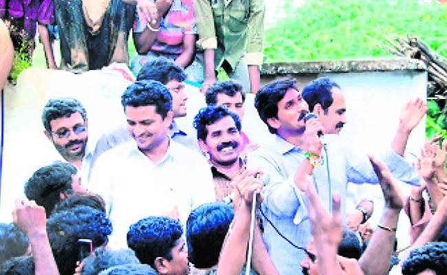 Fondness for YS Rajasekhara Reddy And Serve To Poor people Prakasam - Sakshi