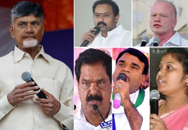 Andhra Pradesh Deputy Chief Ministers Counter on TDP Chargesheet - Sakshi