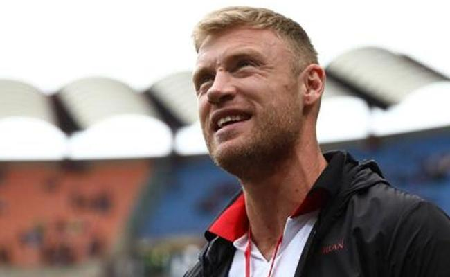 Application For England Coaching Role Was Laughed At Flintoff - Sakshi