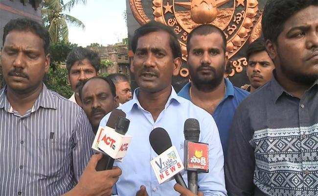 YS Jaganmohan Reddy 100 Days Ruling Celebrations Done At Andhra University - Sakshi