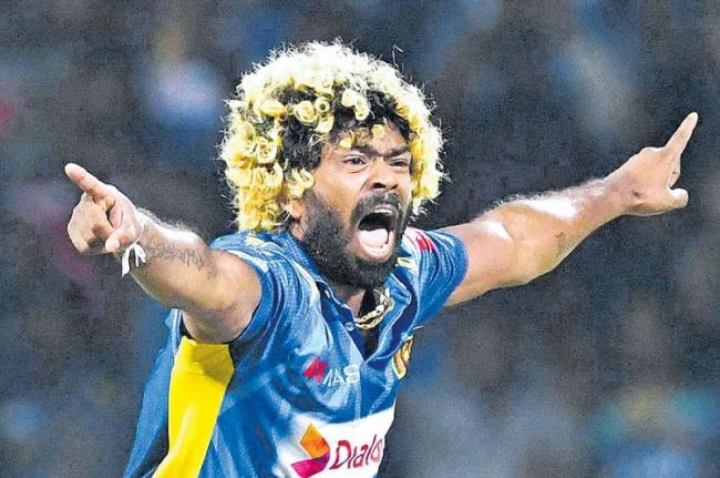 Lasith Malinga Claims 4 Wickets In 4 Balls In 3rd T20I Against New Zealand - Sakshi