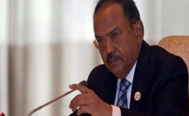 Pakistan trying to escalate violence In Jammu And Kashmir Ajit Doval Says - Sakshi