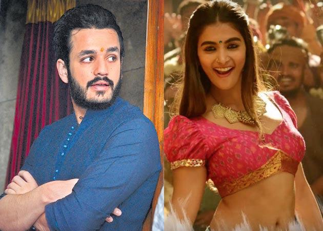Pooja Hegde allots dates to Akkineni Akhil  - Sakshi