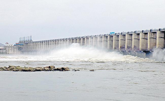 Palumuru water to Jurala - Sakshi