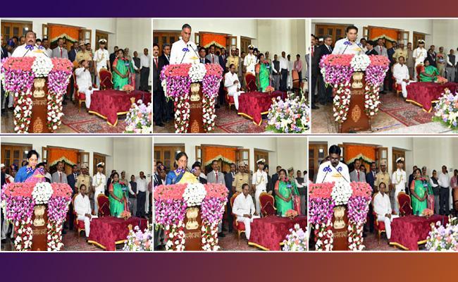 Telangana New Cabinet Ministers Profile - Sakshi