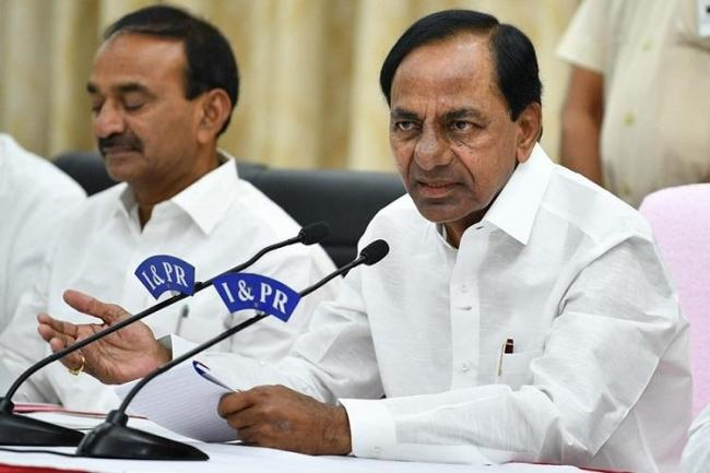 Telangana Cabinet Meeting Chaired By CM KCR - Sakshi