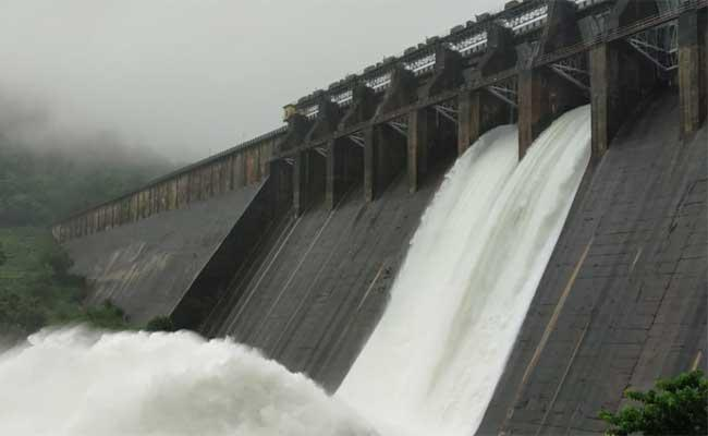 Increased Water Level In Reservoirs - Sakshi