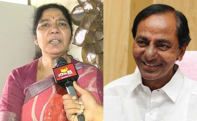 Thanks To KCR, KTR For Minister Post, Says Satyavathi Rathod - Sakshi