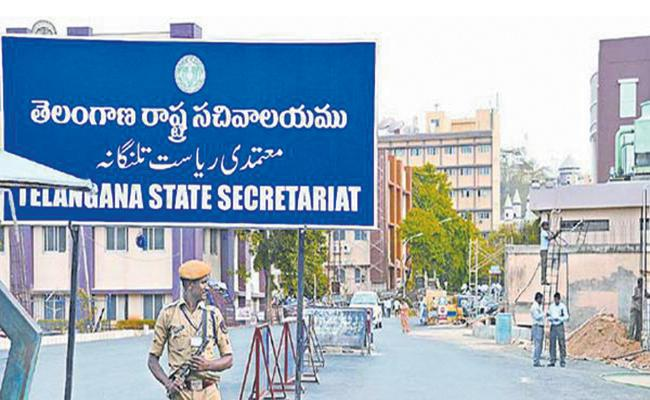 state government has ordered all the departments to vacate the current secretariat - Sakshi