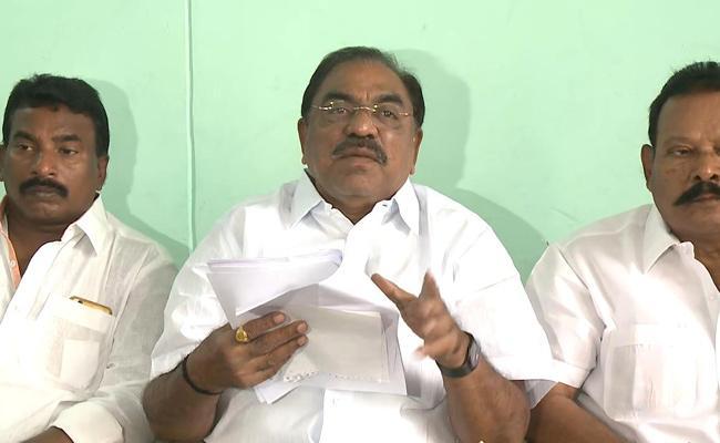YSRCP Leader Ramachandraiah Fires On Chandrababu Naidu - Sakshi