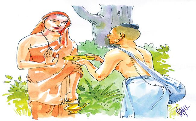 Adi Shankaracharya Story In Funday - Sakshi
