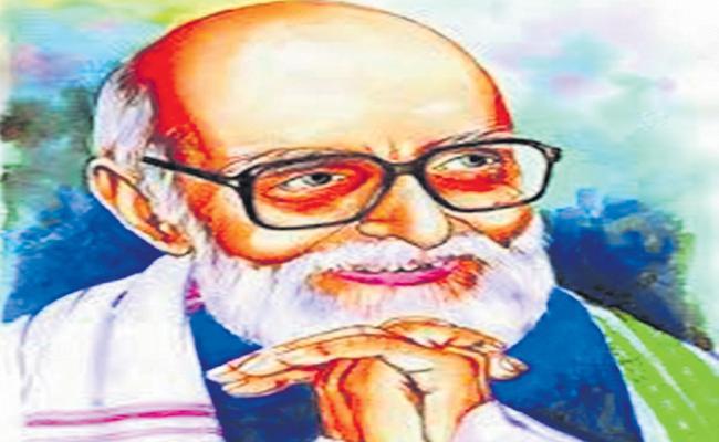 Professor G Laxman Write Special Story On Kaloji - Sakshi