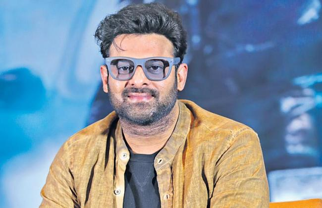 prabhas radhakrishna kumar new movie jaan - Sakshi