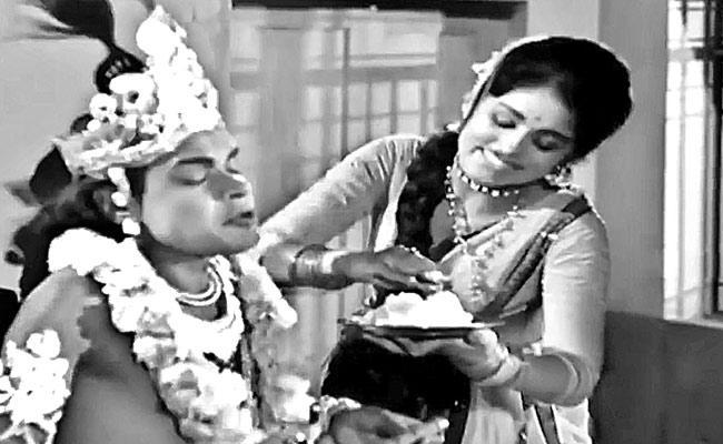 na thammudu movie song lyrics in sakshi funday - Sakshi