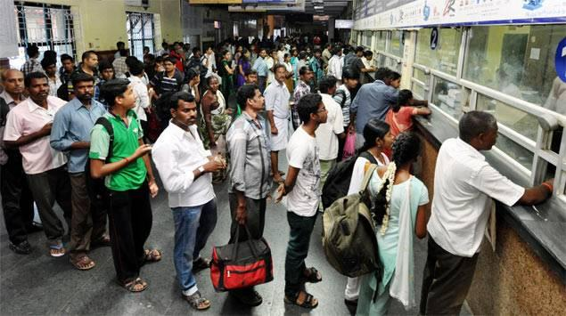 IRCTC Train Ticket Prices Go up, Effects Of Online Booking - Sakshi