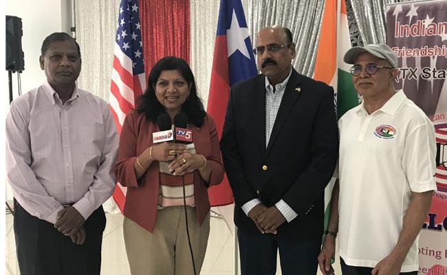 IAFC Hosted Social Security Seminar in Dallas - Sakshi