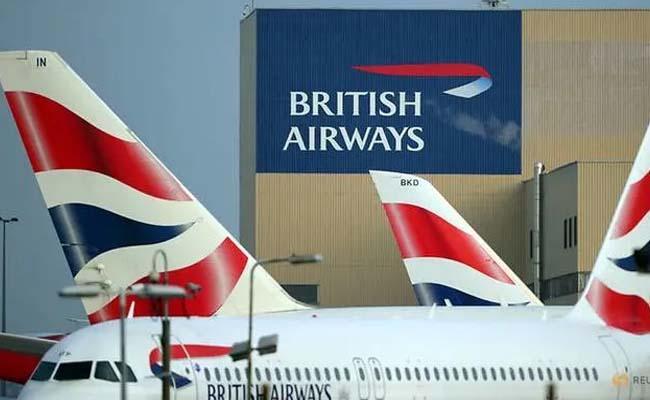 Pilots Strike : British Airways cancels almost all flights - Sakshi