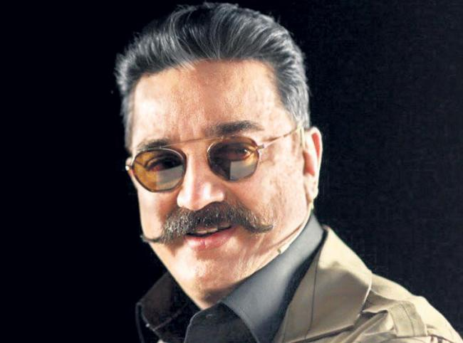 Kamal Haasan is shooting for Indian 2 in a city hotel - Sakshi