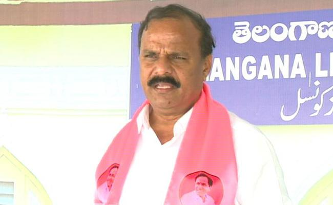 TRS Leader Karne Prabhakar Comments On Telangana Budget 2019 - Sakshi