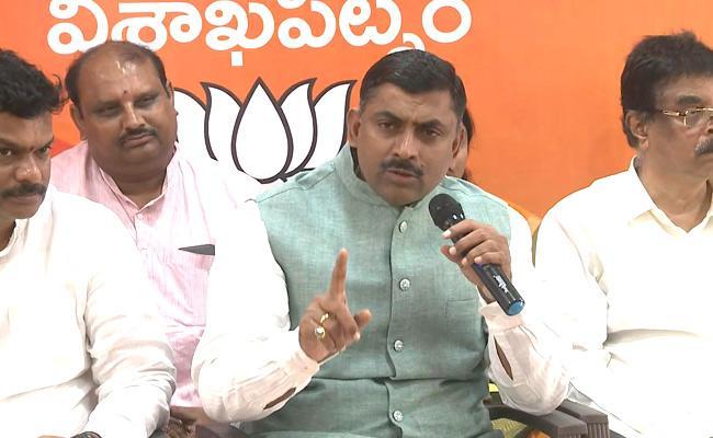 Article 370 Its Not A Hindu VS Muslim Issue Says BJP Leader Muralidhar Rao - Sakshi