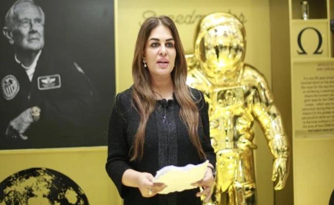 Pakistan First Woman Astronaut Namira Salim Congratulates India For Chandrayaan 2 - Sakshi